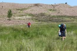 Cross the UK: HTCS Duke of Edinburgh Silver Final Expedition Team Work Finishing