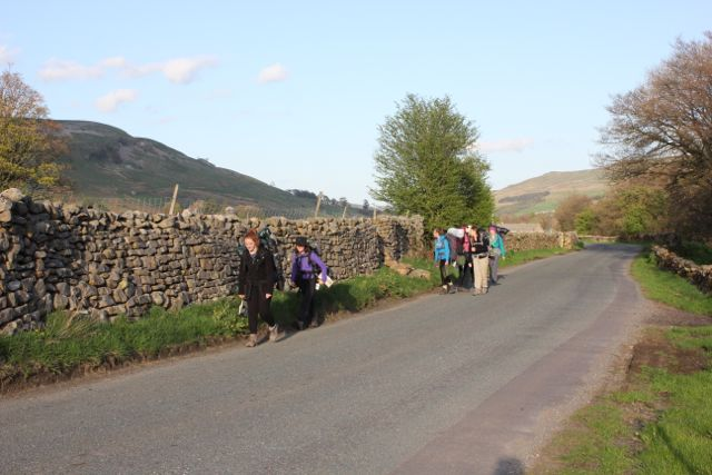 Cross the UK: DofE1413