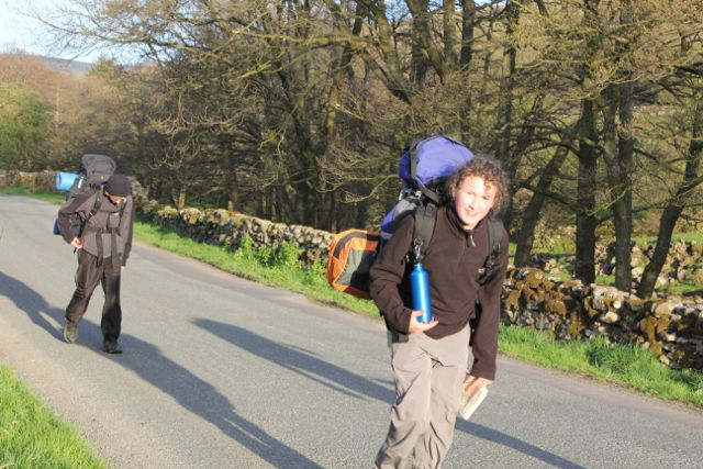 Cross the UK: DofE1418
