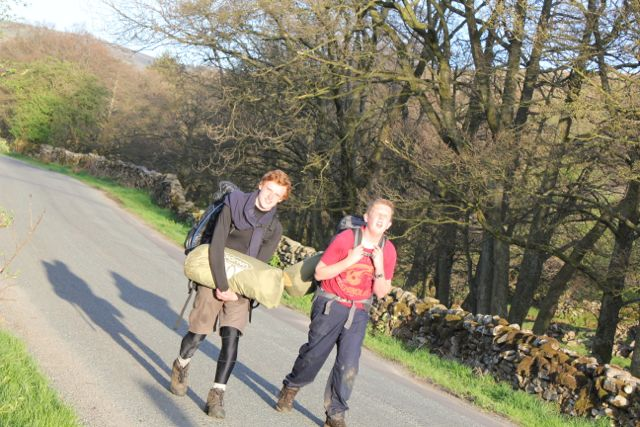 Cross the UK: DofE1420