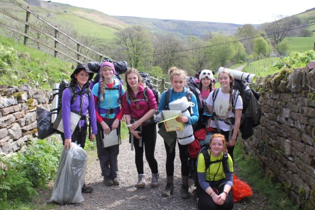 Cross the UK: DofE1450