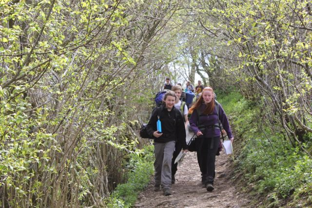 Cross the UK: DofE1451