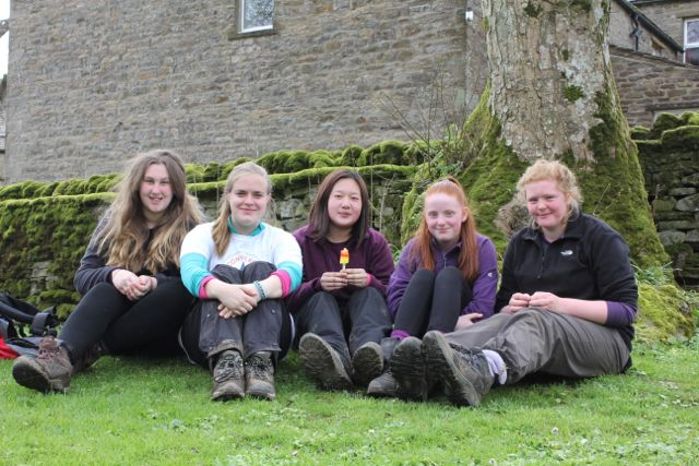 Cross the UK: DofE1454