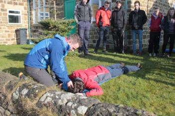 Outdoor First Aid 2015