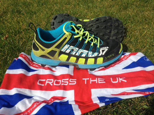 The Cross the UK Review of the Inov-8 X-Talon 212