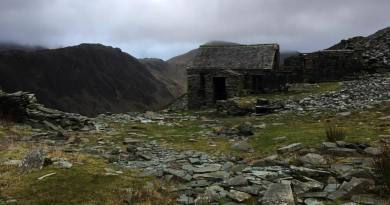Cross the UK Guide to Dubs Hut Mountain Bothy