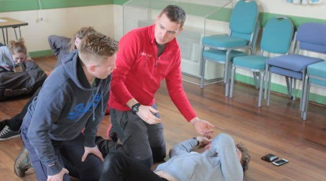Cross the UK: New Qualsafe Level 3 Emergency First Aid at Work Qualifications