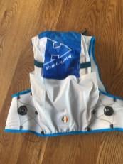 Raidlight Responsiv Lazerdry 18L Race Vest Review (Rear)