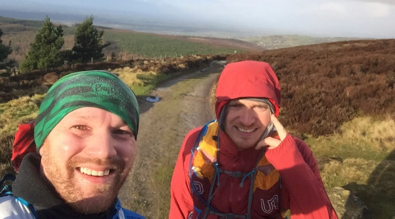 Cross the UK: Ultramarathon Men Part Two