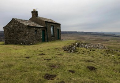 The Yorkshire Dales' Bothy