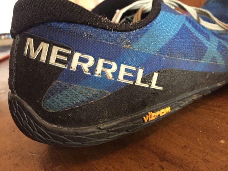 Merrell Vapor Glove Vibram