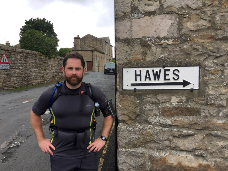 Final leg to Hawes