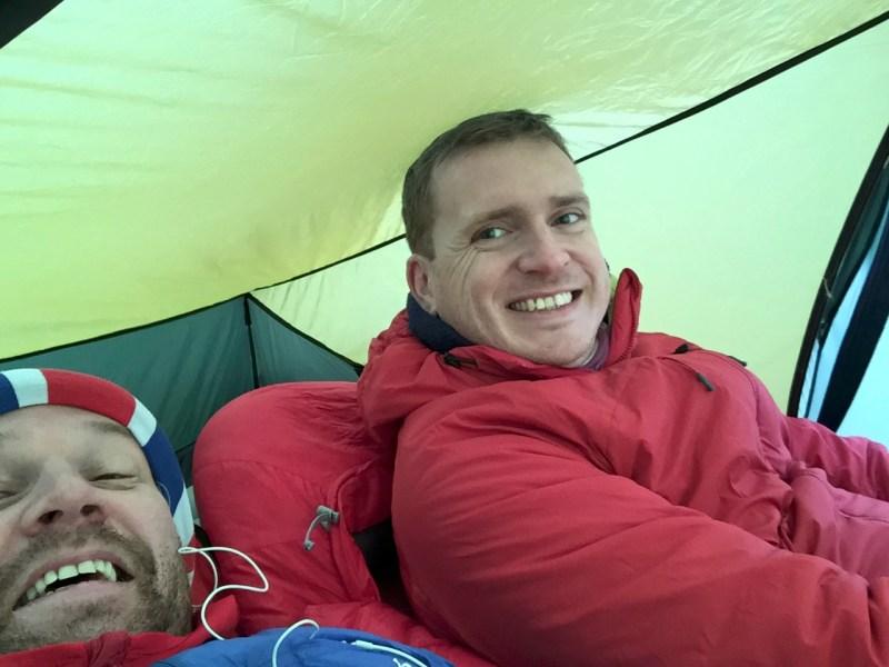 OMM - Tent Tea Time