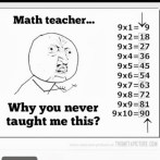 Math Magic....
