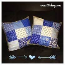 Quilted Cushions (2)