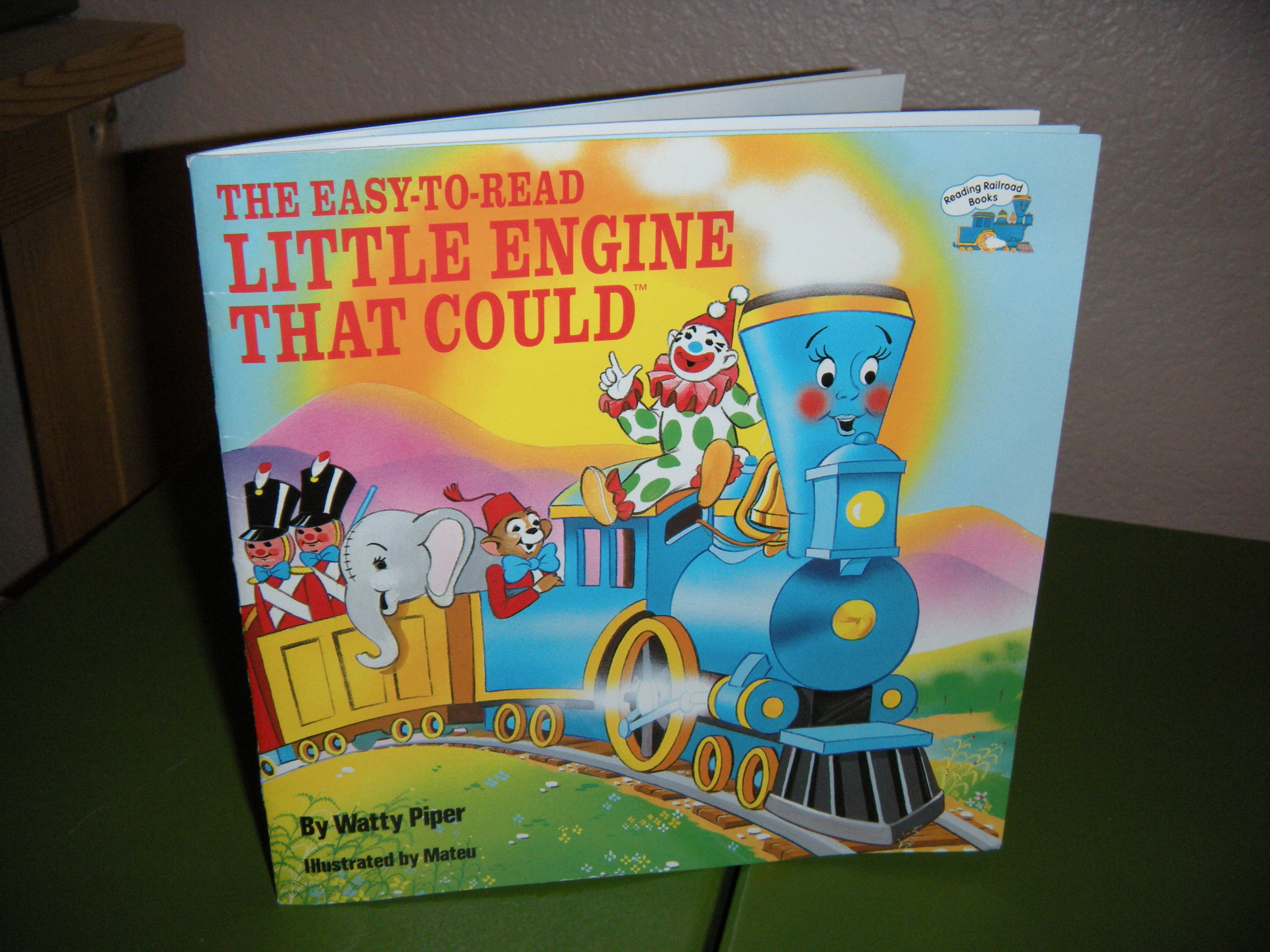 The Little Engine That Could By Noel Itchon