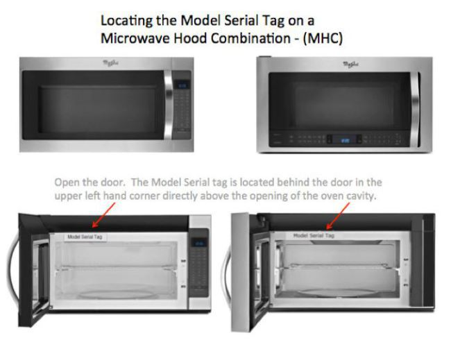 Whirlpool Recalls Over 15 000 Microwave Ovens Crossville