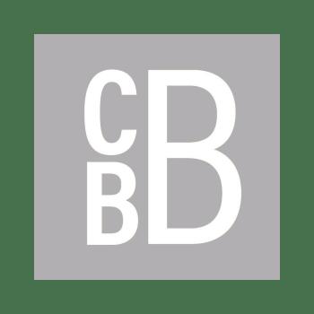 Christopher B. Burke Engineering Grey Logo