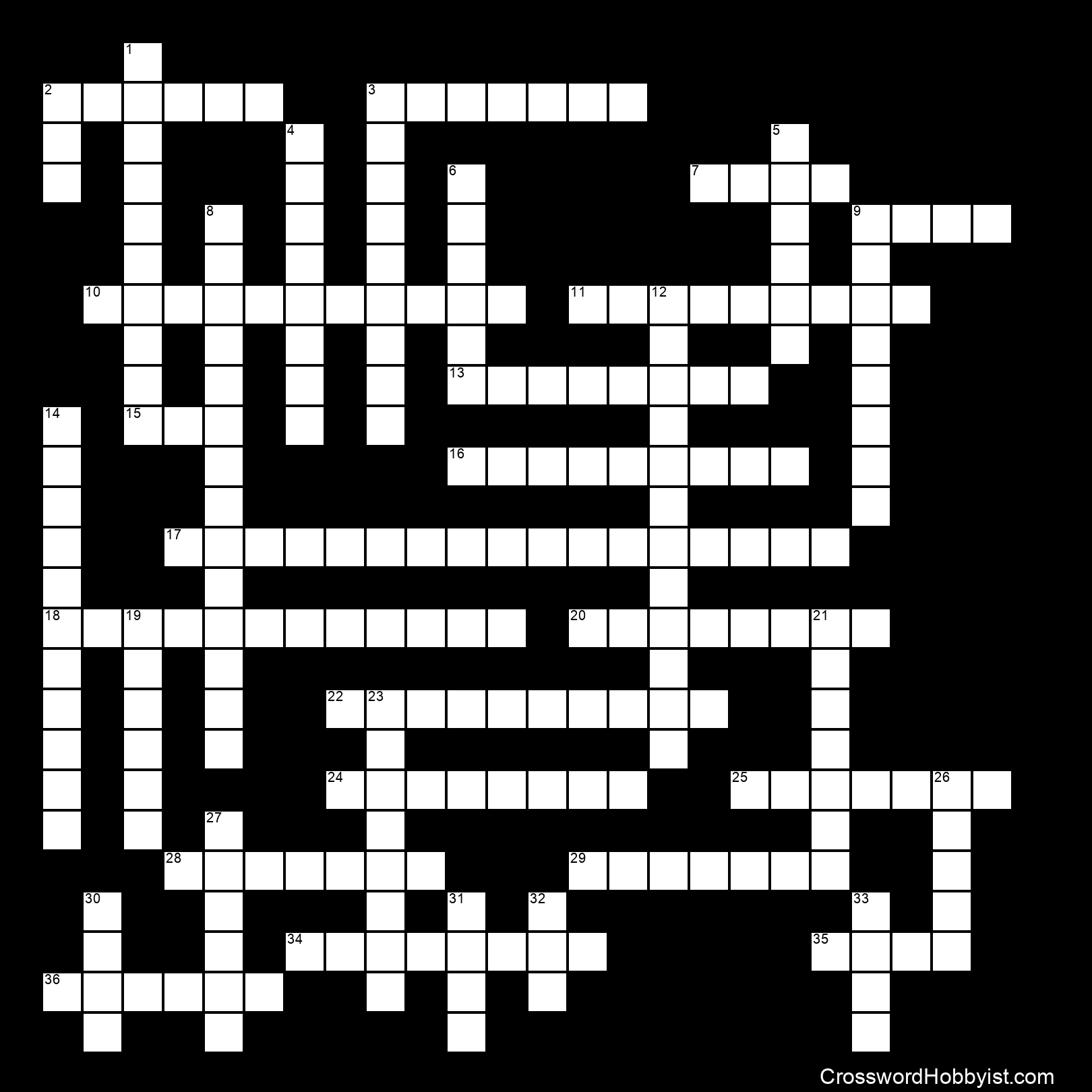Endocrine System Amp Brain Crossword