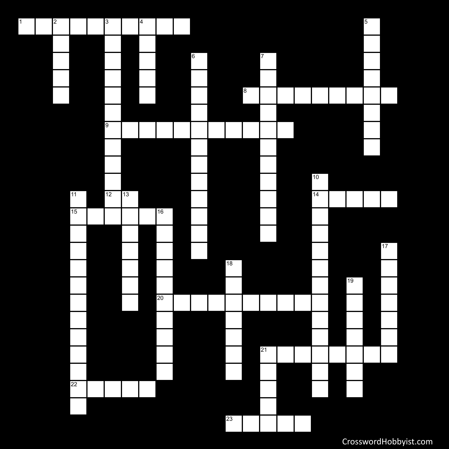 Sun And Water Cycle Crossword