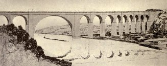 Alternate plan for replacing the piers in the Harlem River, submitted the New York Chapter of the A.I.A. and the American Institute of Consulting Engineers. The American Architect, January 21, 1921.