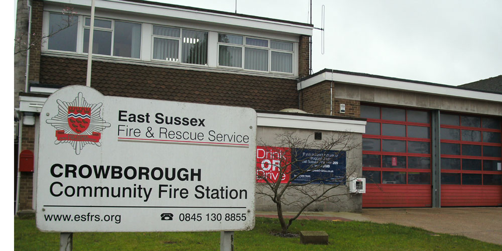 Crowborough Community Fire Station