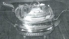 Tea Pot Burglary
