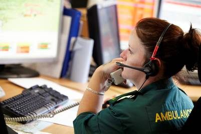 Ambulance Control Centre