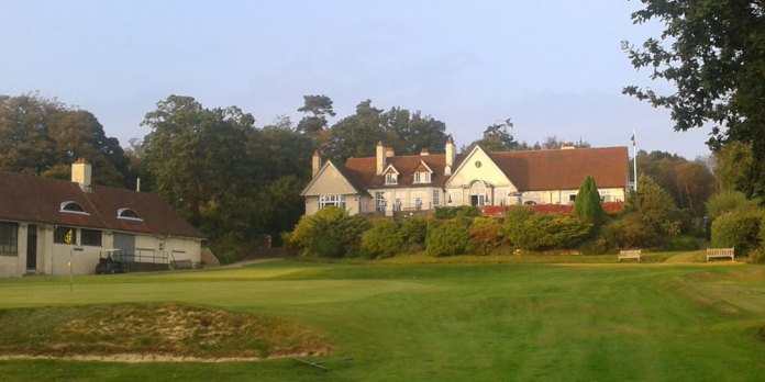 Crowborough Beacon Golf Course Club House