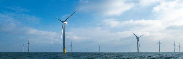 London Array Offshor Wind Farm (Photo: E.ON)