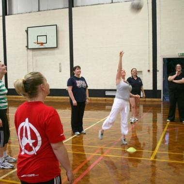 Sportivate Netball Crowborough