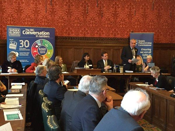Sussex Elders Commission