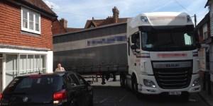 rotherfield east sussex lorries hgv kings arms