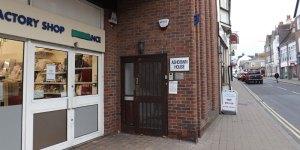 Ashdown House Fernbank Centre Crowborough