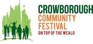 Crowborough Community Festival logo