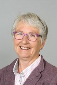 Cllr Sylvia Tidy, Crowborough South and St Johns