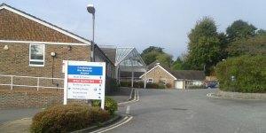 Crowborough Hospital Sept 17