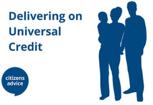 Universal Credit Citizens Advice