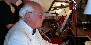 Photo of Derek Watmough musician and teacher