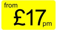 from £17pm