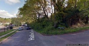 Google StreetView Hadlow Down Road and Tubwell Lane