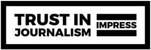 IMPRESS Trust in Journalism logo