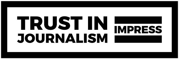IMPRESS Trust in Journalism logo