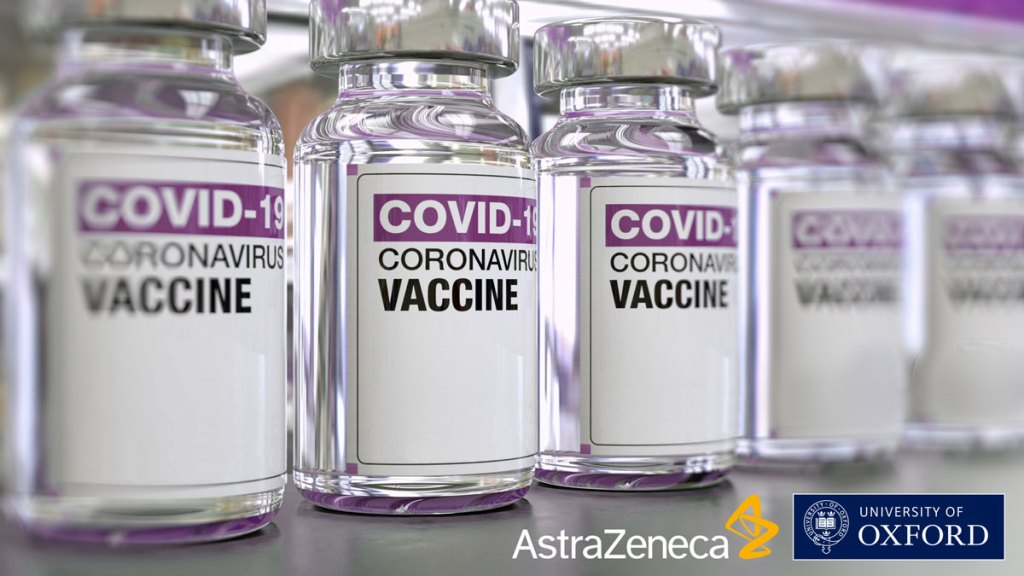 AstraZeneca Oxford University Covid-19 Vaccine