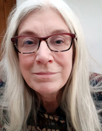 """Pam Tysh is standing in the election for """"Crowborough South & St Johns"""" in the East Sussex County Council elections on 6th May 2021."""