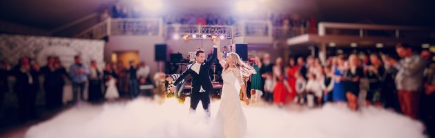 First dance for weddings