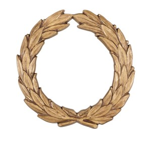 Crowder Designs Tie Back Collection | Laurel Wreath