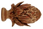 Crowder Designs Hand Carved Finial Collection | Hand Carved Artichoke