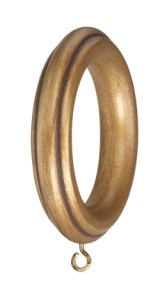 Crowder Designs Drapery Ring Collection | Fluted