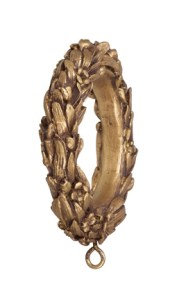 Crowder Designs Drapery Ring Collection | Floral Décor